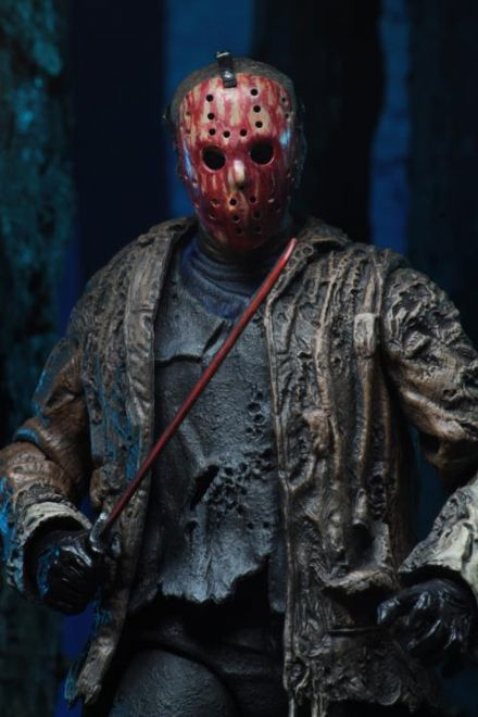 NECA Freddy vs Jason Ultimate Jason Action Figure